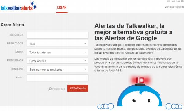 talkwalker alertas